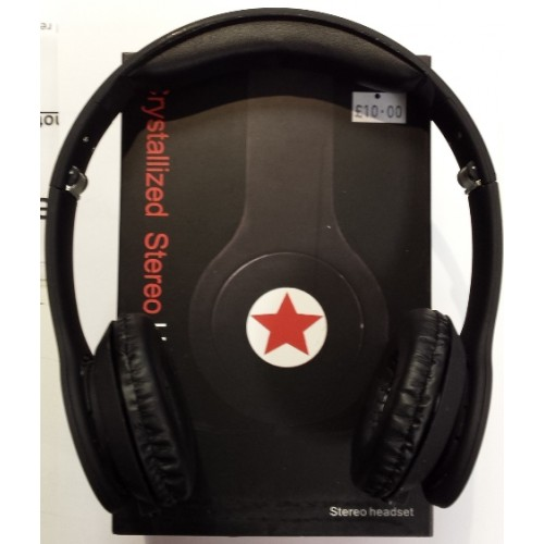 Headphone Stereo Headset