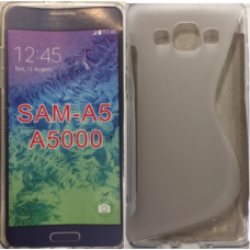 Samsung Galaxy A5 clear gel case