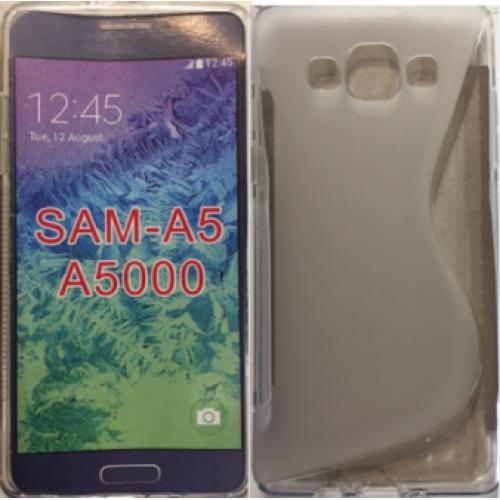 Samsung Galaxy A5 clear gel case