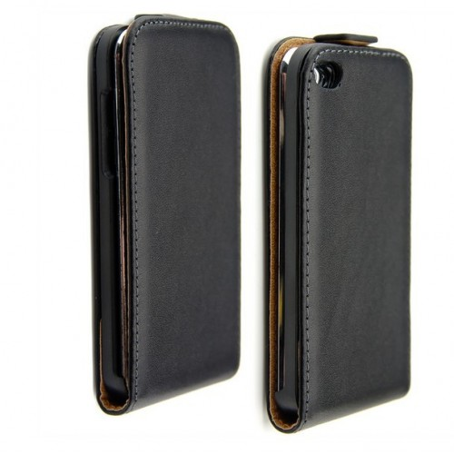 FLIP LEATHER CASE POUCH FOR APPLE IPOD TOUCH 4