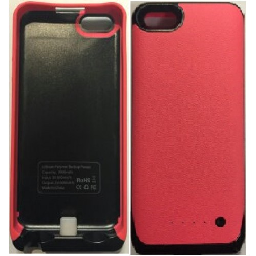 Iphone 5/5C/5S battery bank cover