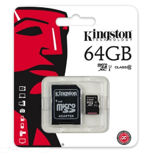 Memory card | Micro SD card 64GB