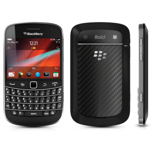 BlackBerry Bold Water Damage Repairs Starts from