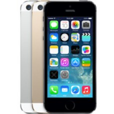 I Phone 5S Black locked to Vodafone network 16GB