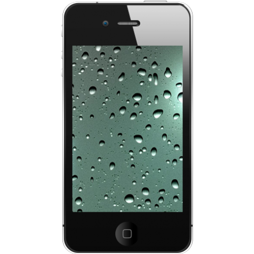 IPhone 3GS Water Damage Repairs